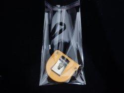 Beutel der Selbstdichtungs-BOPP mit anhaftender Hahn-Plastiktasche