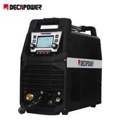 Decapower Synergy 4 in 1 MMA TIG Mag MIG Welder Инвертор IGBT для сварочной установки без газа