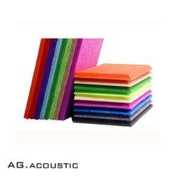 AG. Акустический декоративные обычная полиэфирные волокна звуконепроницаемые стены системной платы
