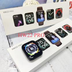 2021 Iwo 13 Hw22 PRO 시리즈 6 스마트 워치 43PCS 다이얼 Hw22PRO 스마트워치 브라스릿렛