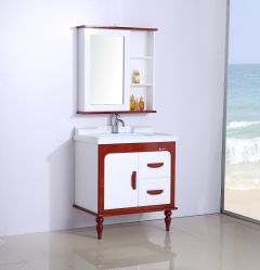 簡単な現代ヨーロッパ式の浴室用キャビネットの浴室(OT-1949)