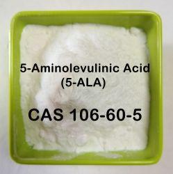 أحماض أمينية غير بروتين Purity 99% CAS 106-60-5 حمض خماسي، 5-amino-4-Oxo-يستخدم في التخزينية الحيوية