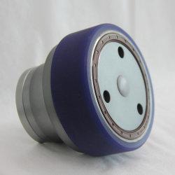 Roda de Acionamento do Robô Industrial de PU para elevação do motor sem escovas Agv de Direção da Tração durável