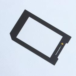 AG/AR/AF commande tactile électrique en verre anti-rayures couvercle transparent en verre trempé