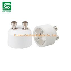 GU10 MR16 E14 E27 lampfitting adapter gloeilamp converter