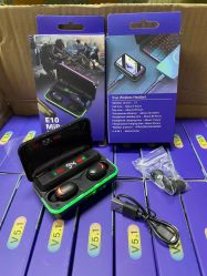 2021 新しい HiFi ゲーム用ヘッドセット携帯電話 TWS イヤホン 3D サラウンドステレオワイヤレスイヤフォン