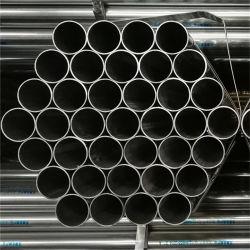 Q235 Andamios tuberías soldadas REG Gi redondo de acero galvanizado Pre Andamios de tubos y tuberías en stock