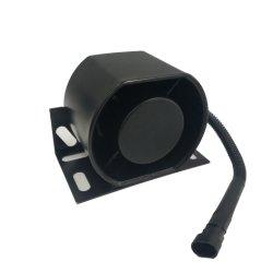 Zelfinstellend Smart Siren 12 V 24V achteruitrijalarm voor veiligheidswagens Achteruitrijclaxon waterdicht Super Luid-zoemer waarschuwingsalarm Back-up Alarm