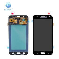 شاشة عرض Pantalla LCD للهاتف المحمول بجودة ممتازة من المصنع لـ Samsung GALAXY J701