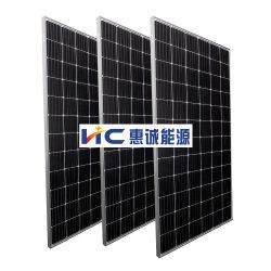 저가 소형 Monocrystalline 폴딩 싼 휴대용 부대 Precios 24V 380W Foldable 태양 전지판