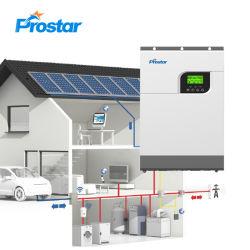 3000W/3Квт 24В постоянного тока гибридный инвертор Чистая синусоида встроенный MPPT солнечного зарядного устройства аккумулятора контроллера