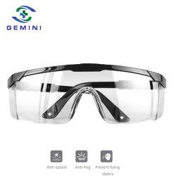 Lunettes anti brouillard Dust-Proof Over-Glasses soft nose châssis élastique noir (GPSG-004)
