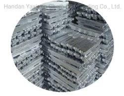 アルミニウムインゴットの主要サプライヤである 99.7 アルミニウムインゴット