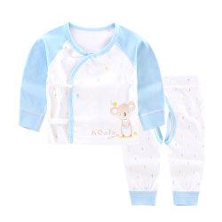 봄 가을 동안 편리한 내복 아기 유아 의류