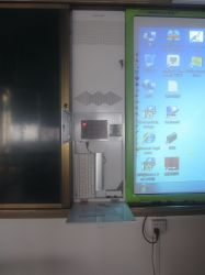 교실을%s 중앙 제어를 가진 지능적인 교육 장비 한세트 PC