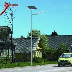 Illuminazione stradale solare impermeabile economizzatrice d'energia esterna di alta efficienza IP65 LED con il comitato