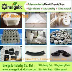 Высокое качество изготовленный на заказ<br/> АБС/PP/PE/POM/UHMWPE/Нейлон/PA6 ЭБУ системы впрыска, пластмассовых деталей