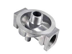 La elaboración de metales de mecanizado CNC mecanizado de piezas de maquinaria y/