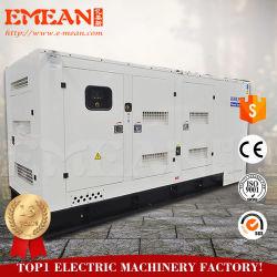 geräuschloser leiser Typ Diesel-Generator des Generator-40kw des Preis-50kVA