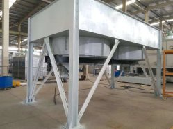 Enfriado por Aire tipo seco Industrial intercambiador de calor para centro de datos / Refrigeración Solar