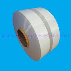 В необработанных RPET белого цвета и Dope - черного цвета из полиэфирного волокна домашний переработанных POY пряжа