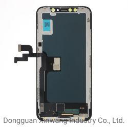 هاتف محمول شاشات LCD من نوع LCDs لهاتف iPhone X TFT شاشة اللمس