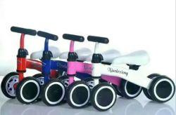 الأطفال التوازن الدراجة بدون دواسة لطيف التوازن الدراجة ، سيارة أرجوحة للأطفال جميلة طفل ، الأطفال التوازن الدراجة