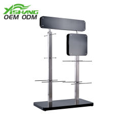 Loja de roupas moderno design do monitor para a venda a retalho de mobiliário loja de roupas