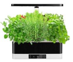 هيدروفكس حديقة داخلية ذكية Minigarden Annecy مع تربة ذكية و ضوء LED