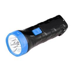 Lampe torche d'extérieur violet résistante lampe torche multifonction Mini rechargeable 1 W. Lampe torche électrique portable cadeau