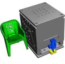 플라스틱 사출 어린이 유아강 의자 템플릿 몰드