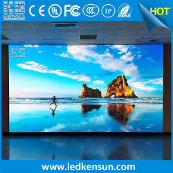 P2.5 480*480 mm Super Thin Stage portatile sfondo LED Video Wall Display RGB Full Color Small Pitch HD Front Service interno Display LED
