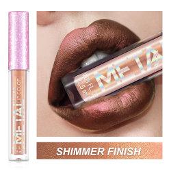 مواد تجميل Lipstick السائلة غير اللامعة ذات الصبغات العالية مقاومة للماء وتدوم طويلاً