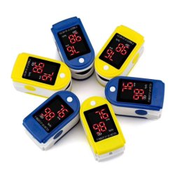 Finger Oximeter OLED TFT LED ディスプレイ血液酸素モニタパルス オキシメータ