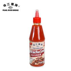 Sriracha Sauce 500g Pearl River Bridge Brand Hot Sauce würzig Chilisauce