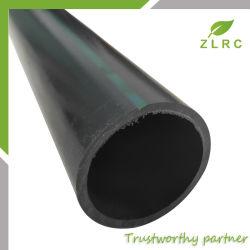 Tubo de plástico de HDPE para suministro de agua en el PE100/PE80/PE60 nuevo material