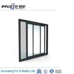 Алюминиевые панели с двойной опускное стекло производства строительных материалов
