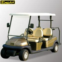 4-местный электрического поля для гольфа тележки тележки