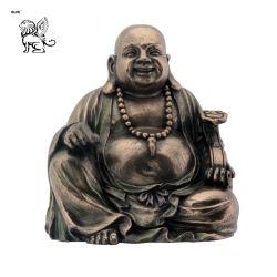 Fábrica china religiosas Latón Bronce Escultura de bronce de Buda de la Estatua de risa BSG-88.