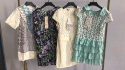 Robe de vêtements de mode Mesdames en stock