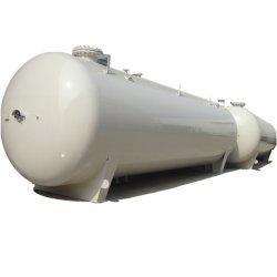 LPG-opslagtank Technische 60cbm LPG-bulktank 60000 liter (30 ton LPG-gas) opslag