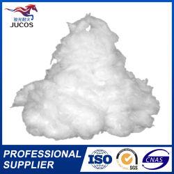 El silicato de aluminio 1800c algodón Aislamiento de fibra cerámica refractaria 1430c grueso
