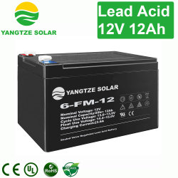 Haut de la vente de la Chine 48V 12Ah batterie plomb-acide