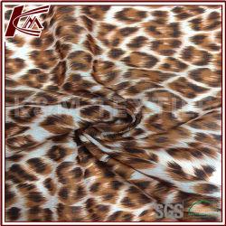 Leopard Plat Screen Print 100% katoen