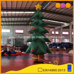 Festa che fa pubblicità al grande albero di Natale di Inflatables di natale gonfiabile (AQ57127)