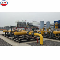 Großes Erdgas-Übertragungs-Gerät