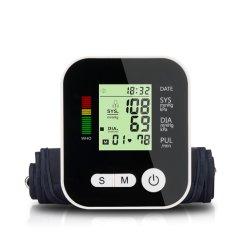 Braço digital Fábrica Szkia um esfigmomanômetro do Monitor de Pressão Arterial Bp monitorar
