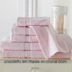 Дешевым оптовым главным полотенце полотенца гостиницы стойкости установленным покрашенное Dobby