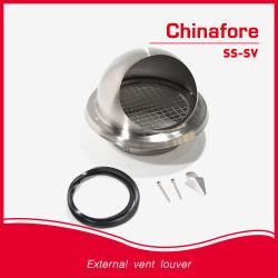 ステンレス鋼による円の新鮮な空気の取入口の拡散器W/Birdの網