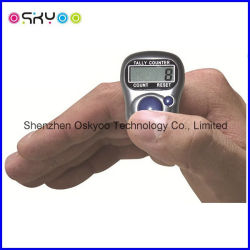 Mosquito muçulmano Digital Digital Finger Tally Counter (KFJ-58)